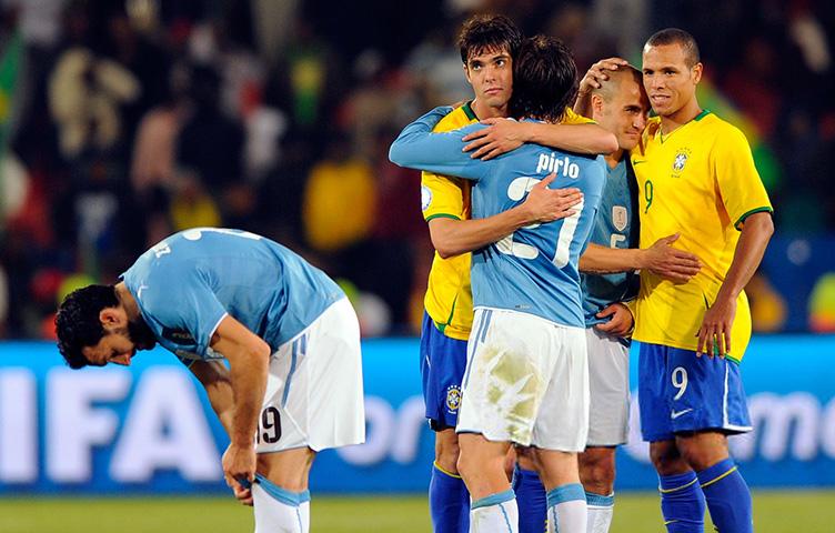 """Kaká: """"Pirlo će biti jedinstven trener"""""""