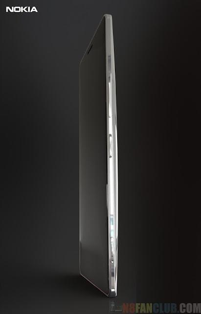 Nokia Mirror - Windows Phone 8 Smartphone