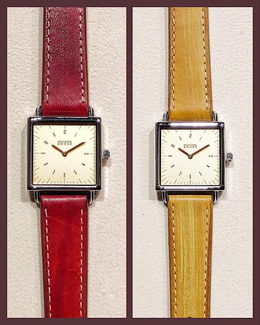 ルイコレクションでお取扱しております時計の革ベルトブランド。