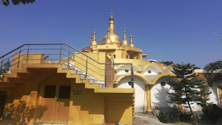 Buddhist tourism in Up Vipassana Centre