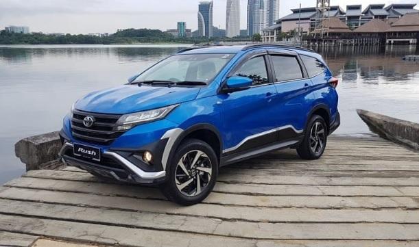Kredit Mobil Toyota Rush Terbaru