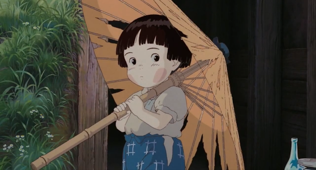 Grave of the Fireflies Movie BD Subtitle Indonesia