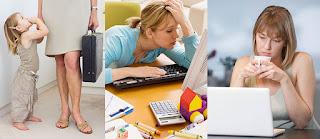 Në punë pas shtatzënisë; Këshilla efikase