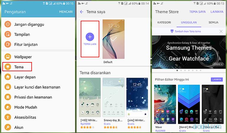 Keren! Download Android Fonts Terbaik 2017