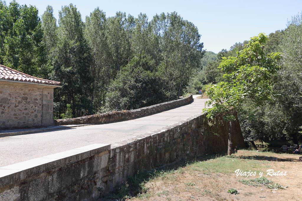 Puente de Piedra de Montemayor del Río