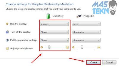mengatasi baterai laptop cepat habis dan drop 5