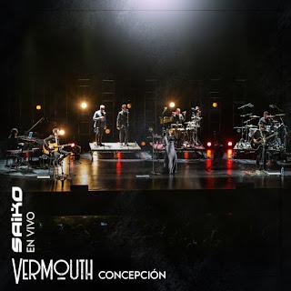 """""""Vermouth en vivo en Concepción"""": Saiko estrena disco de versiones"""