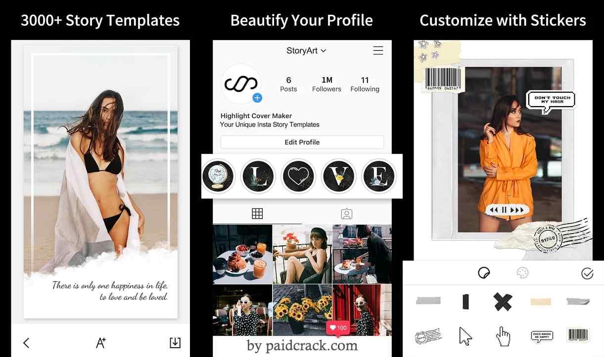 StoryArt - Instagram story editor Mod Apk 2.8.6