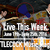 Live This Week: June 19th-25th, 2016