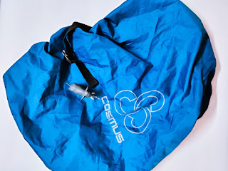 Blue rain cover, water proof, bag cover, travel, backpack,rain