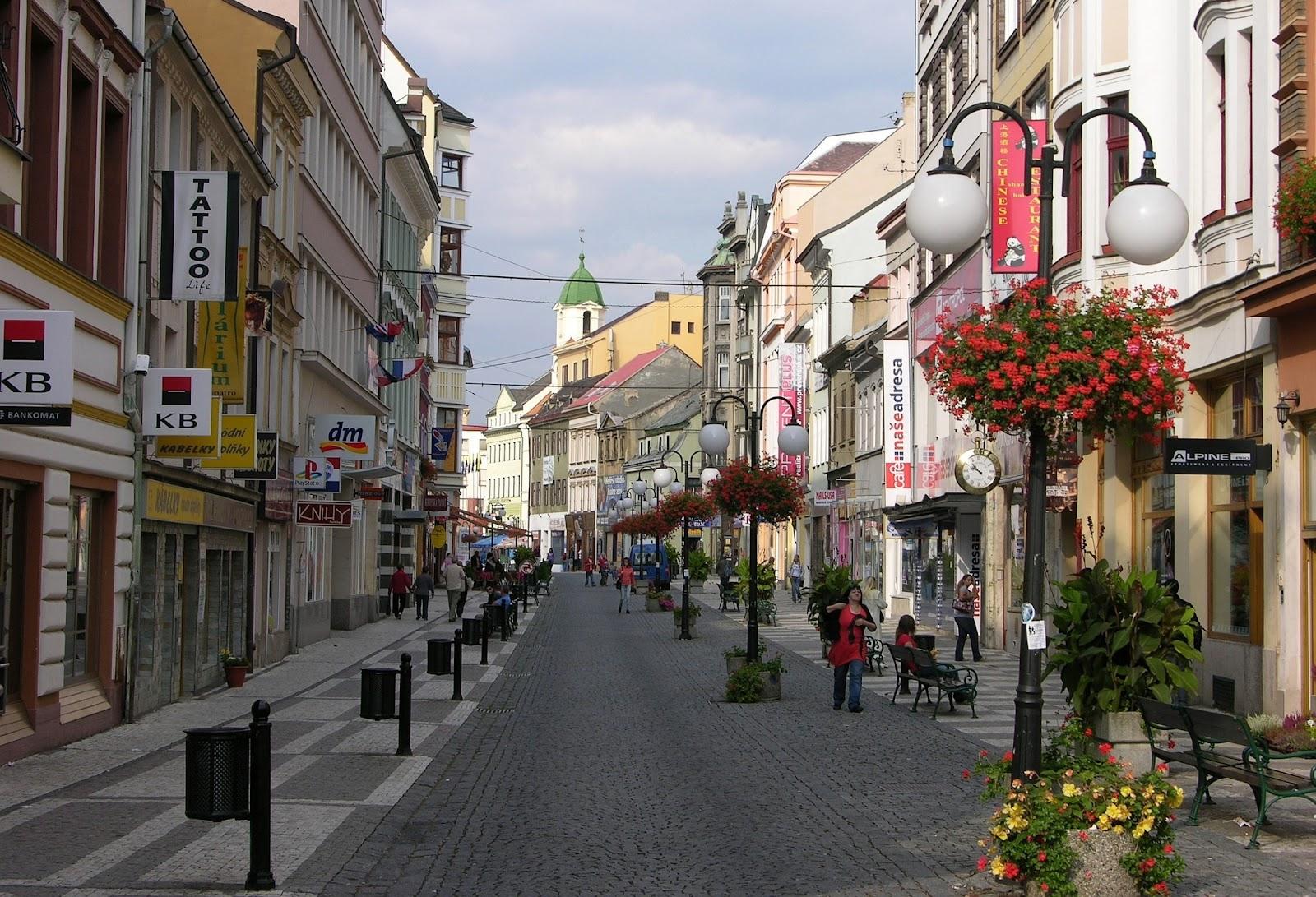 MariaJose: Paisajes Urbanos