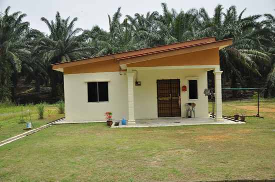 Contoh rumah siap RMR1M