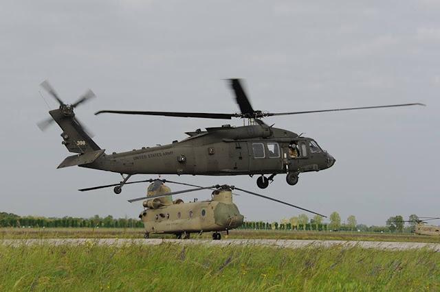 Immediate Response 2019: il 2° Stormo supporta l'esercitazione della US Army