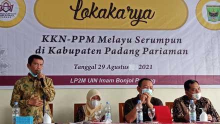 Lokakarya KKN Melayu Serumpun 2021