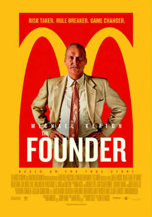 The Founder 2016 Full Movie BRRip 480p English 300Mb ESub At Worldfree4u