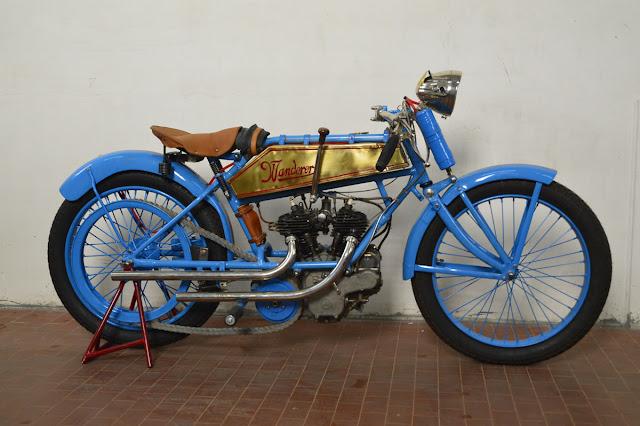 1917 Wanderer 620cc V-Twin