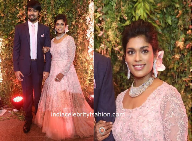 Kalyan and Sreeja Wedding Reception
