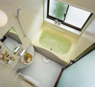 idea de baño pequeño
