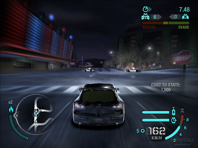 Nfs Carbon Pc Game Highly Compressed In 1GB