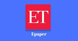 Economic Times epaper