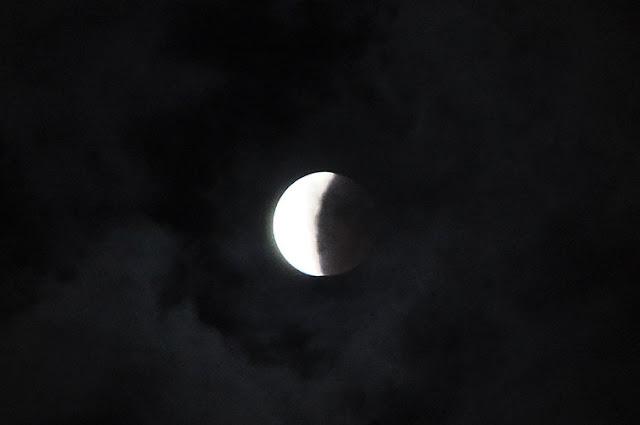 Day 16.3 稚兒ヶ淵、品川月蝕