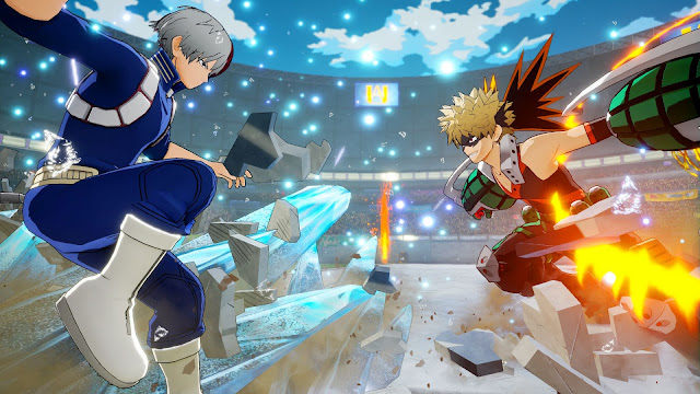 ▷▷ My Hero Academia One s Justice Pc Download
