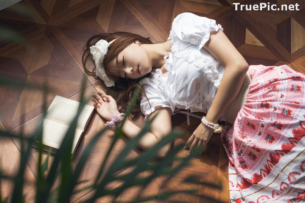 Image Korean Beautiful Model - Ji Yeon - My Cute Princess - TruePic.net - Picture-7