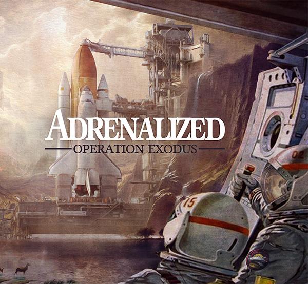 "Adrenalized stream new album ""Operation Exodus"""