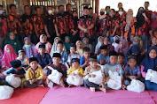 Peringati Maulid Nabi, MPW Pemuda Pancasila NTB Santuni Anak Yatim dan Kaum Dhuafa