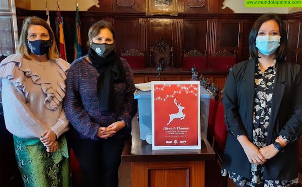 """El Ayuntamiento de Los Llanos sortea los 3 mil euros de la campaña comercial """"Mercado Navideño"""""""
