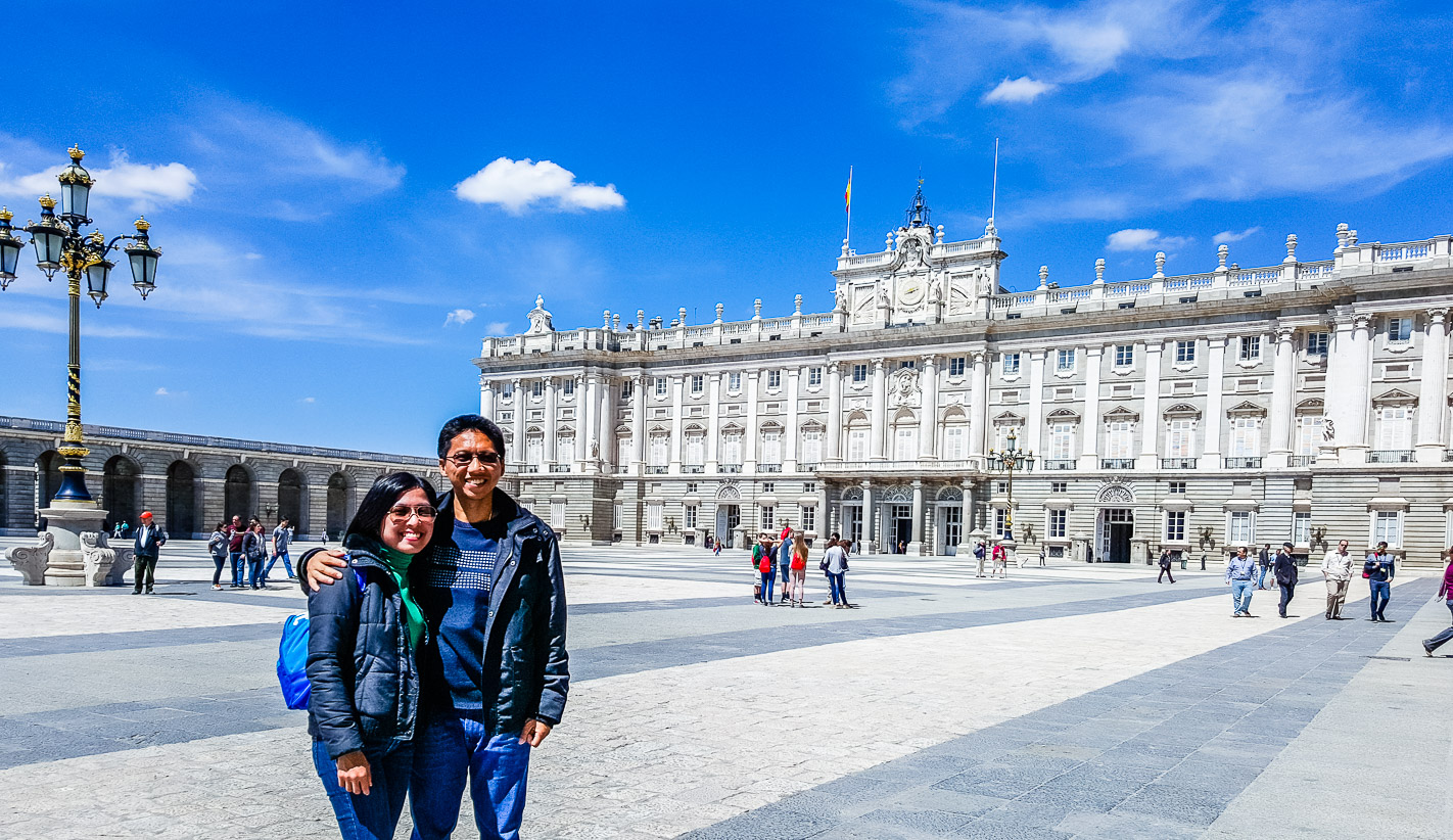 Palacio Real (Madrid, Spain)