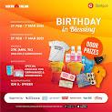 Birthday in Blessing Virtual Run • 2021