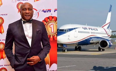 US Govt Reveals How Air Peace Boss Laundered $20m