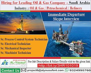 Petrochemical Refinery Project in Saudi Arabia