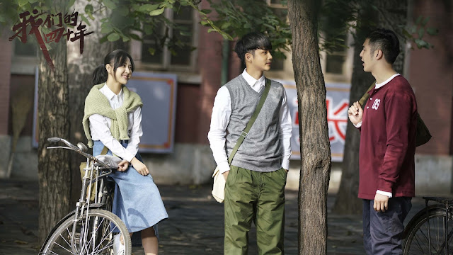 Forty Years We Walked Nov 11 Chinese TV Series