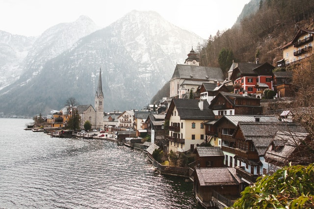 The Most Beautiful Villages of the Austrian Countryside, Austrian Countryside, Most Beautiful Villages, Autria, Travel
