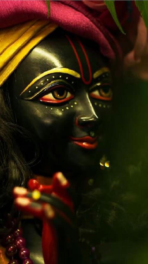 Lord Krishna Mobile Wallpaper