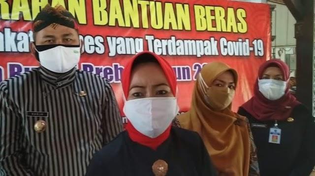 Beredar Informasi Permintaan Bansos PPKM ke Sekolah, Bupati Brebes: Dibatalkan