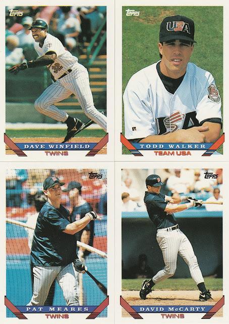 1993 Topps Traded Set