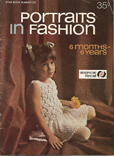 Knit Crochet Children Baby Patterns, American Thread Star Book 231