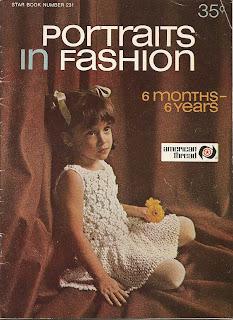 American Thread Book 231, Portraits in Fashion