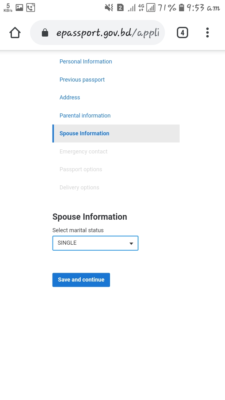 E‑Passport online application । । কিভাবে  ই-পাসপোর্ট  এর জন্য আবেদন করবেন ? [Part -3/Last Part]