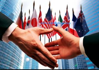 Perjanjian Internasional Sebagai Pelaksanaan Hubungan Antar Negara