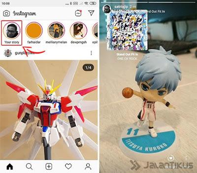 Cara Menambahkan Musik Pada Instagram Stories 2019 Terbaru