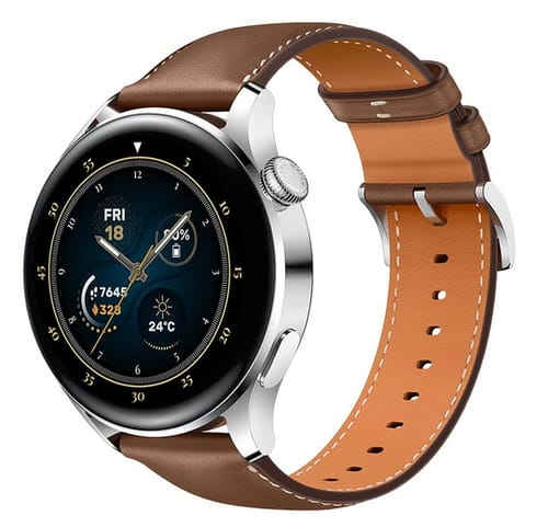 HUAWEI Watch 3 Connected GPS Smartwatch with Sp02