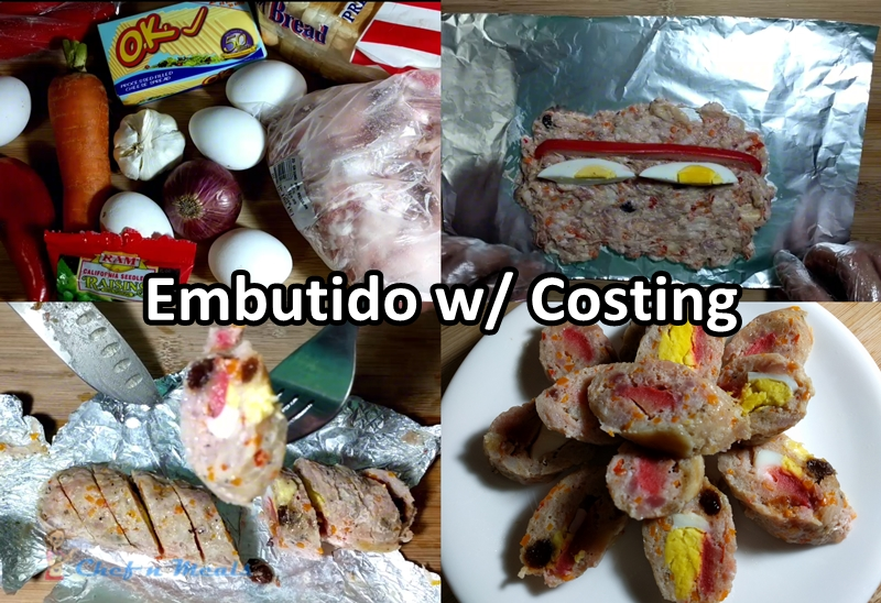 How to make embutido filipino meat loaf food business idea w thinking about food business try this easy and profitable home food business embutido or the filipino version of meatloaf forumfinder Image collections