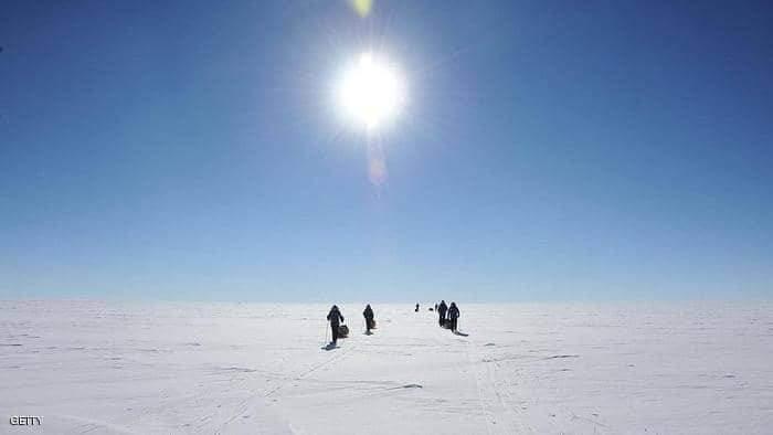 أنتاركتيكا بعيدة عن كورونا في غالبية 2020