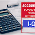 October 2018 Accountancy Board Exam Result (CPA) - Surname: I-Q