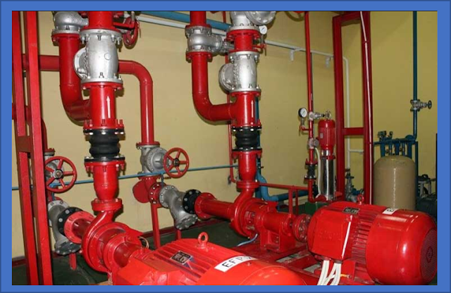 Hydrant, Fire Protection, Pompa Hydrant,