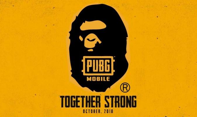 Fitur Baru Season 8 PUBG Mobile - Kolaborasi dengan BAPE